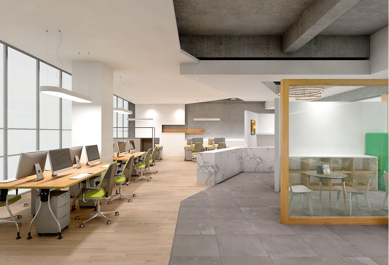 全新办公楼出租 跨界园环球大厦年租2.9万