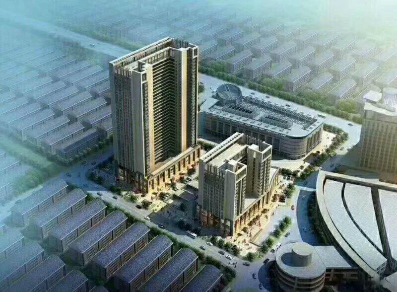宾王三学 区位置义乌市中心0公摊得房率高达百分之120