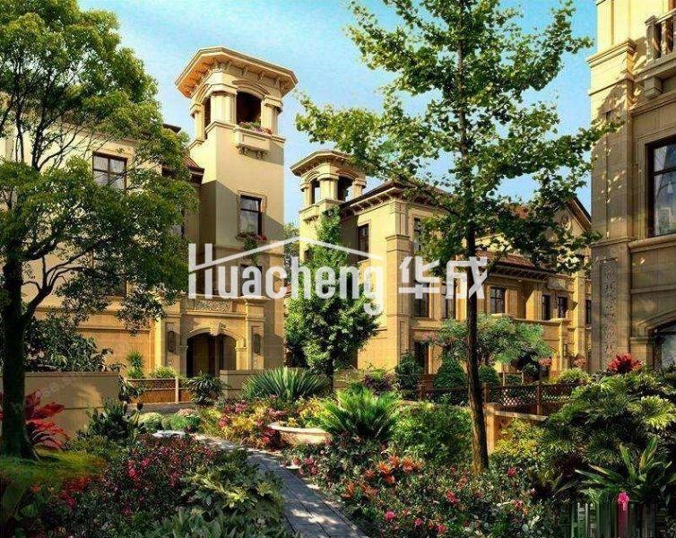 本人专注绿谷云溪,诚售合院东边套,大花园,全浙江环境好别墅