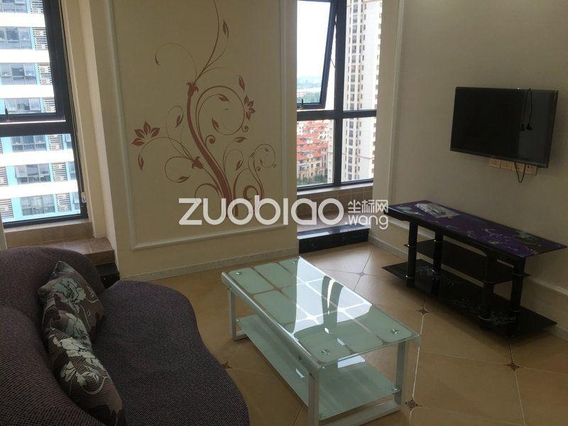 【直降10万!】万达公寓 标准两室一厅 低于市场价