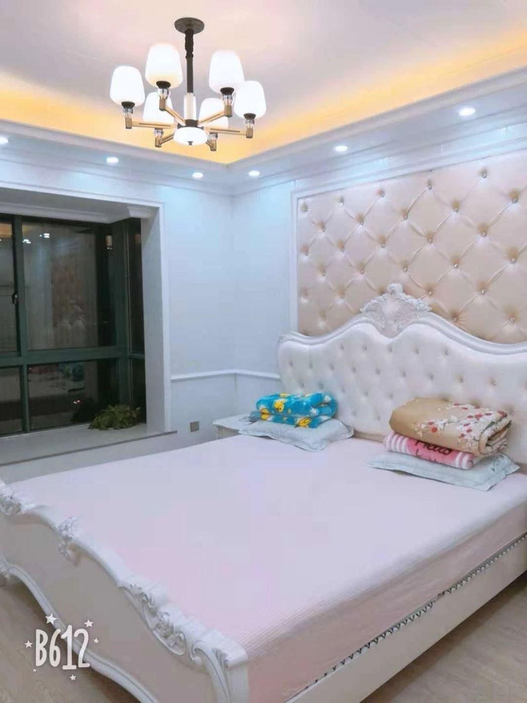 紫荆公寓 高楼层 精装修 景观房 房东急售