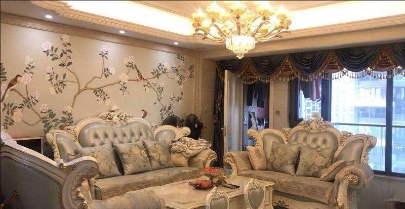 豪华精装修,荷塘月色,一线观景房,不能错过的好房