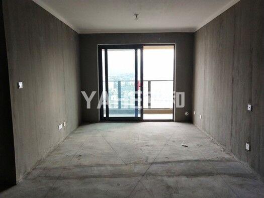 新城吾悦101平230万 毛坯房可自由装修带1阳台 中间楼层