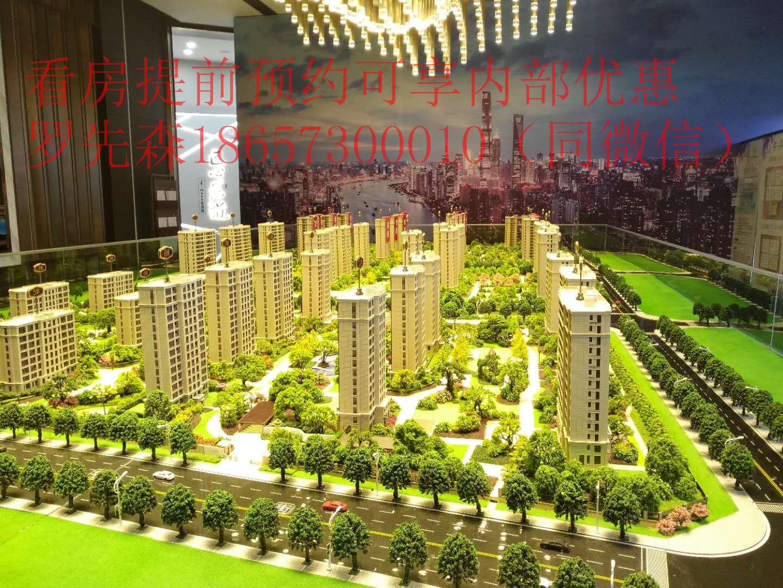 金义都市新区、77平可做3房、首付20万左右即可拥有