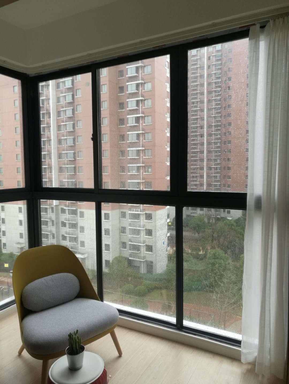 富港花园  60平  95万  纯西边套  2室  高层景观