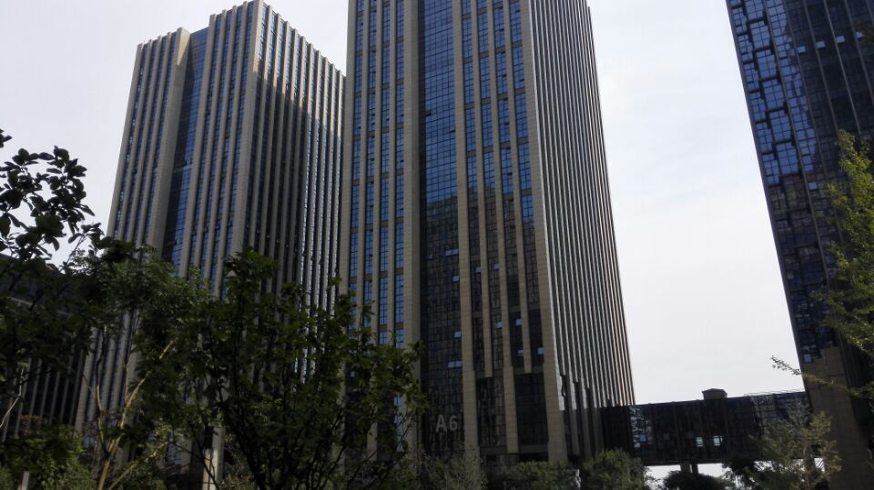 总部经济园A4九楼写字楼出租