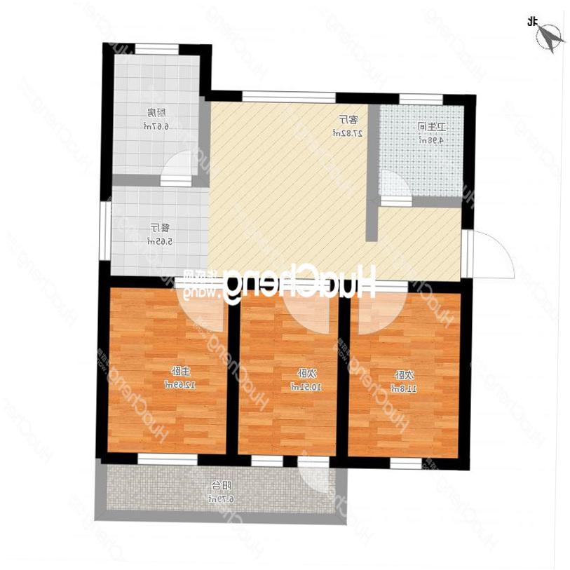 咫尺梅湖多层带大阳台储藏室三房200万左右居家首选
