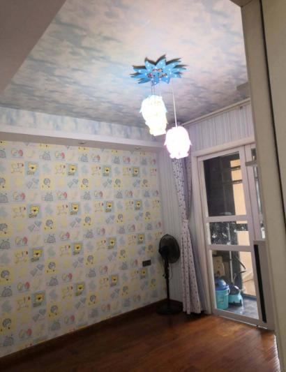 紫荆公寓 精装满2东边套三阳台 可按揭