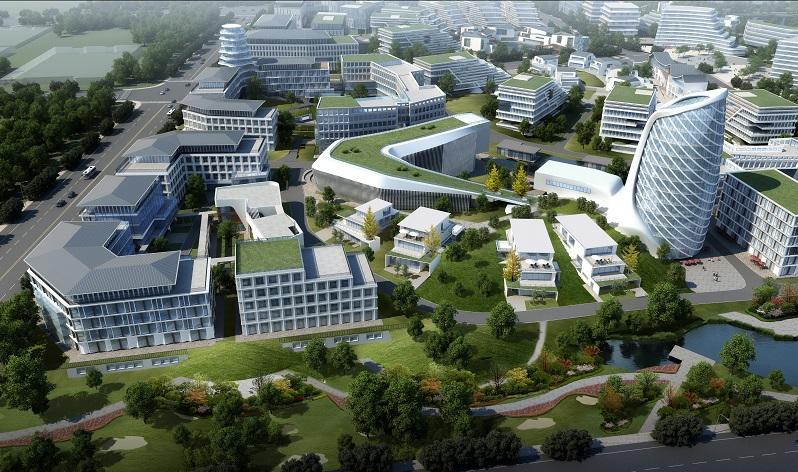 浙大网新金华科技产业孵化园