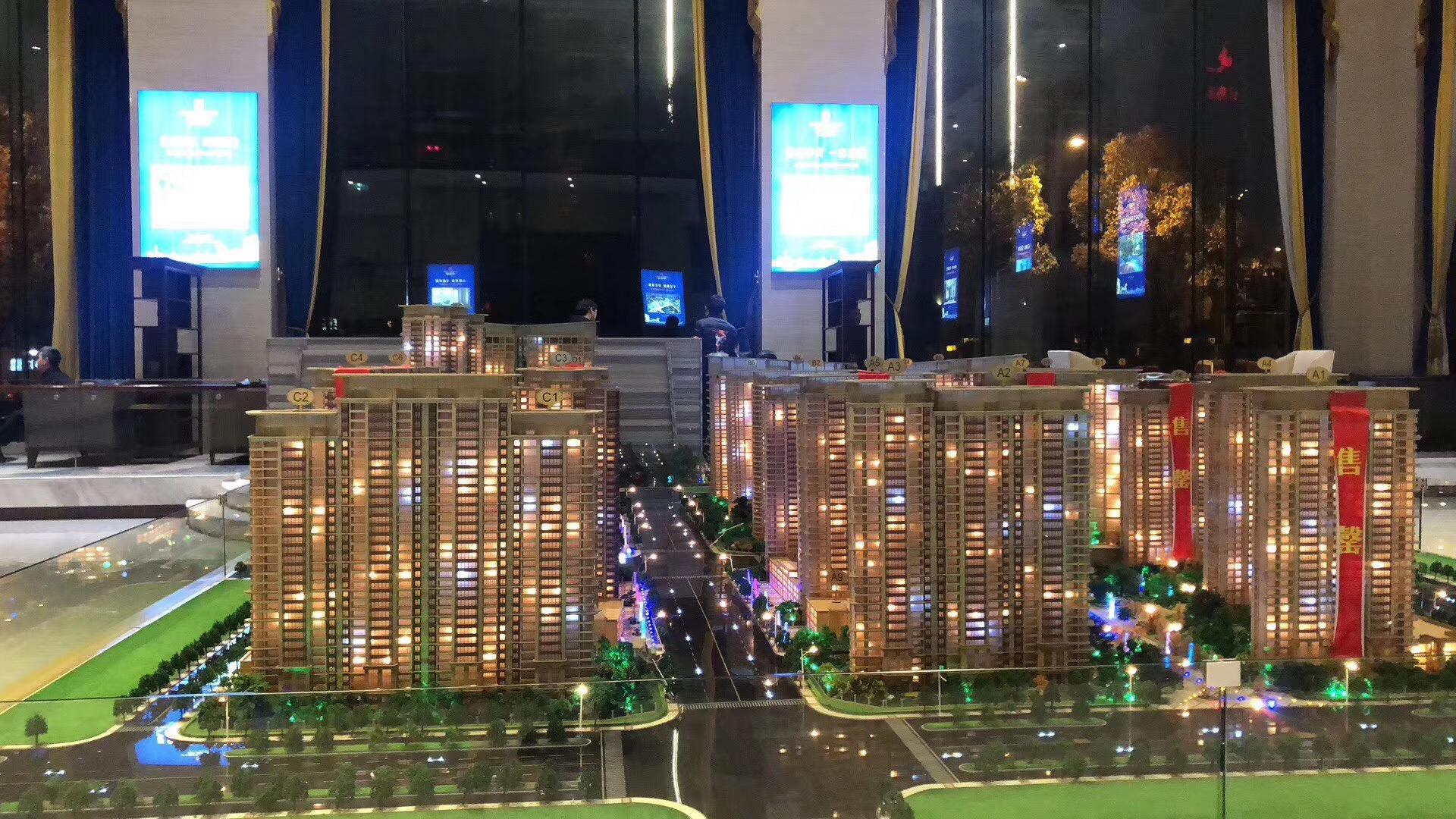 义乌中央城   高端住宅景观园林绿化