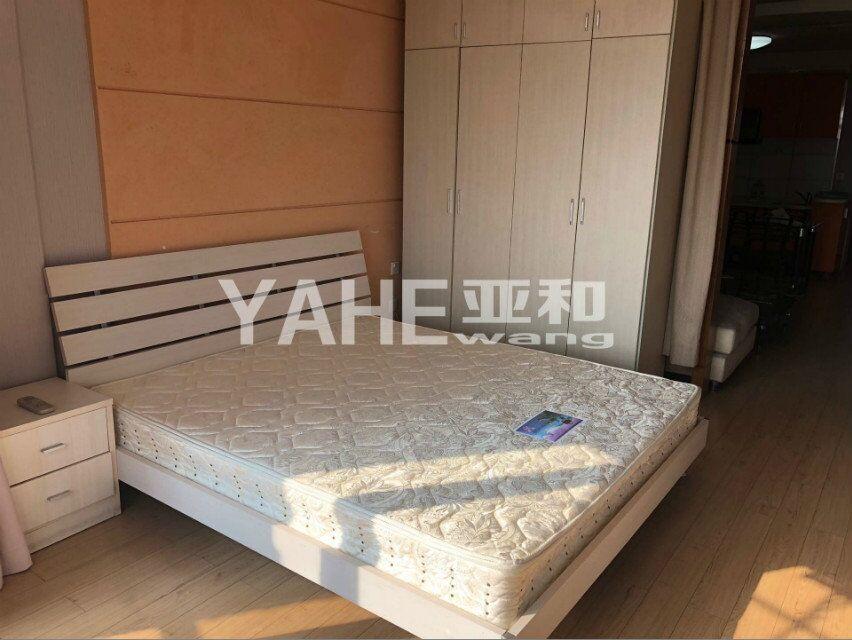 白金公寓 33平125万 小户型 一室一厅 江滨小学城南中学