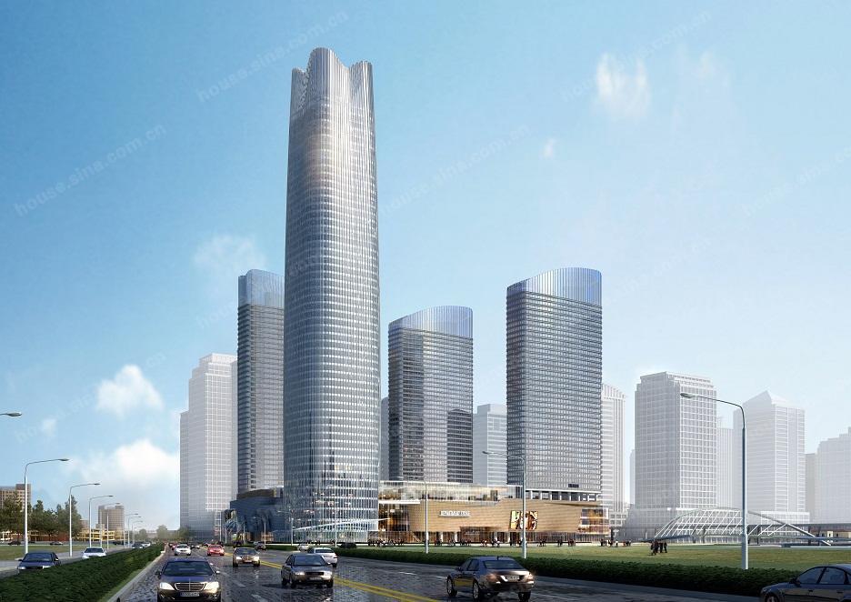 世贸中心天悦公馆32层3202出租