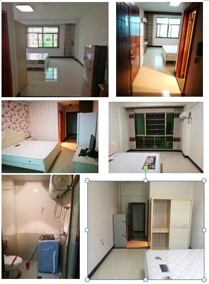 北苑绣湖西路(复兴小区)2-5楼 单间带家电家具