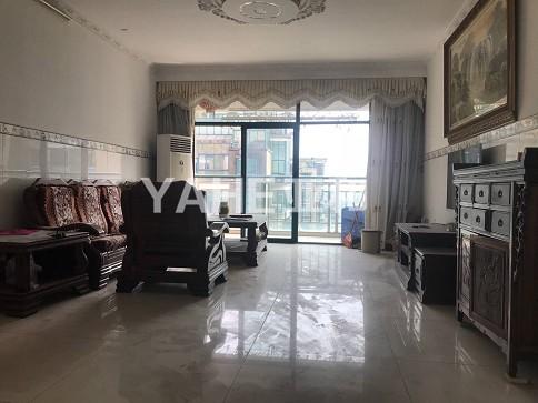 国际村 145平 3室 清爽装修 带家具家电 5.4万一年