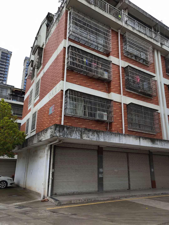 永胜小区133幢1楼两间半框架结构